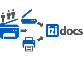 document management paper icon